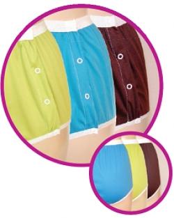 Culotte incontinence Sanycolor Pression de Sanygia