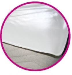 Alèses de lit - PVC